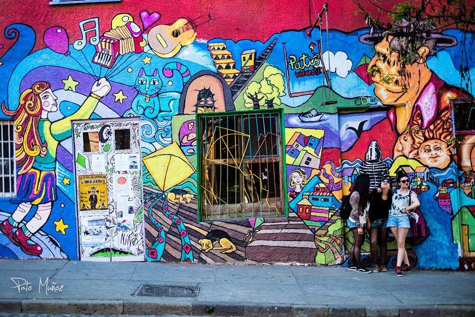patio-volantin-mural-chicas