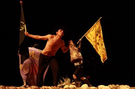 Vichama: el teatro como afirmación de la identidad colectiva