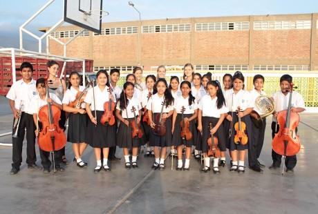 Arpegio: música, solidaridad, inclusión y responsabilidad