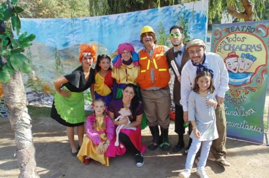 Associação Chacras para Todos: o teatro como ferramenta de transformação social e empoderamento da comunidade