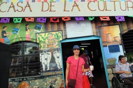 Silvia Bove, a professora de artes plásticas que se apaixonou pelo teatro comunitário