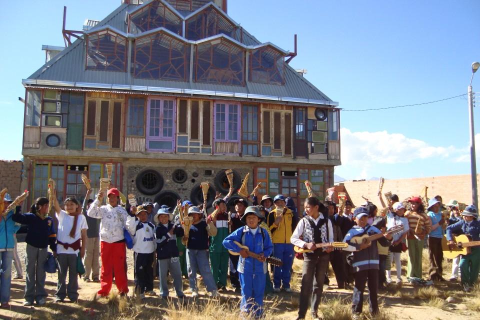 Bolivia, Compa