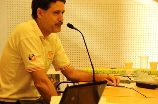 """Julio Monge, o educador basco que realizou seu """"sonho louco"""" numa vila de El Salvador"""