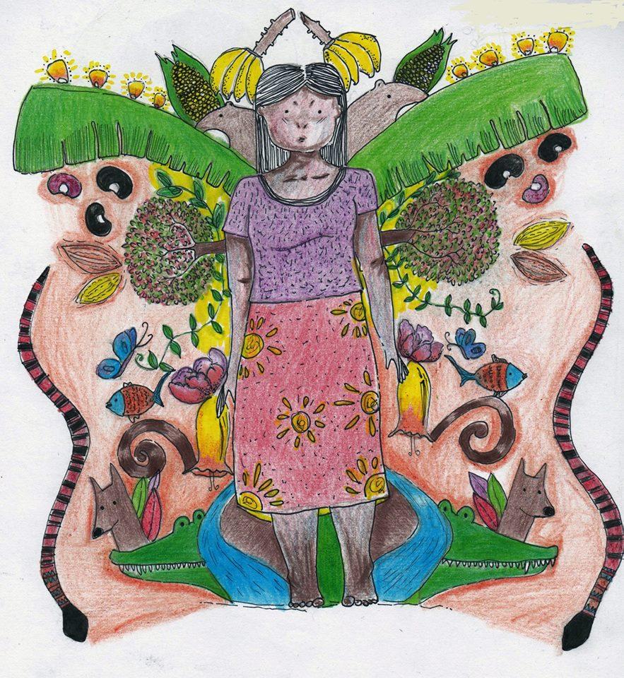 red-mujeres-dibujos
