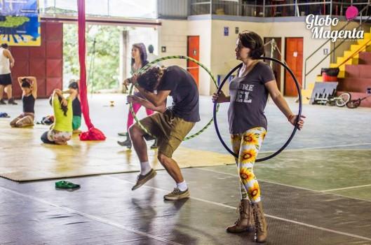 ASOCARTE: um espaço de encontro, intercâmbio e aprendizagem ao redor do mágico mundo do circo