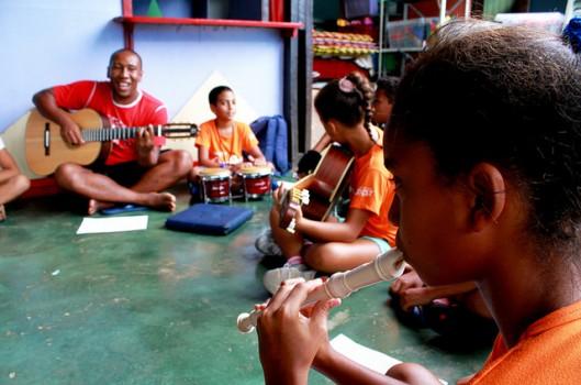 Ludocriarte: um Ponto de Cultura onde todo mundo brinca em serviço