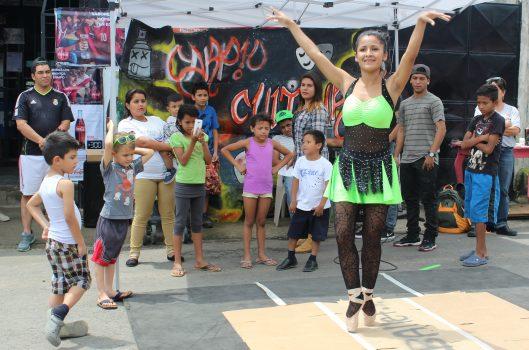 """Sifais: um espaço de transformação social e """"rebeldia construtiva"""" em La Carpio"""