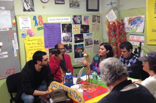Rádio Vilardevoz: comunicação participativa, saúde mental e autonomia