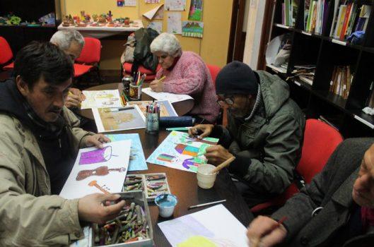 Urbano: uma experiência de arte e cultura com pessoas em situação de rua