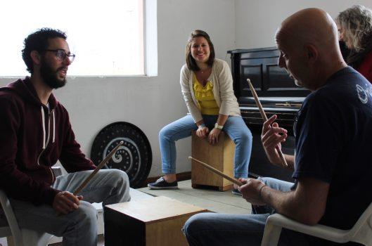 Aguante Beethoven e aFábrica de Música e Instrumentos: uma história de descobertas