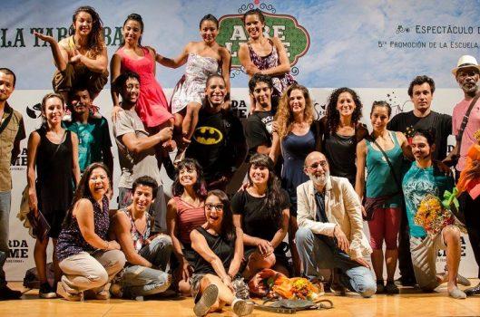 La Tarumba e o programa Cuerda Firme: o circo que transforma vidas