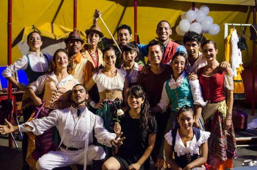 La Tarumba y el programa Cuerda Firme: el circo que transforma vidas