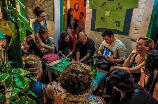 Cecual: una experiencia de gestión cultural asociada con la comunidad