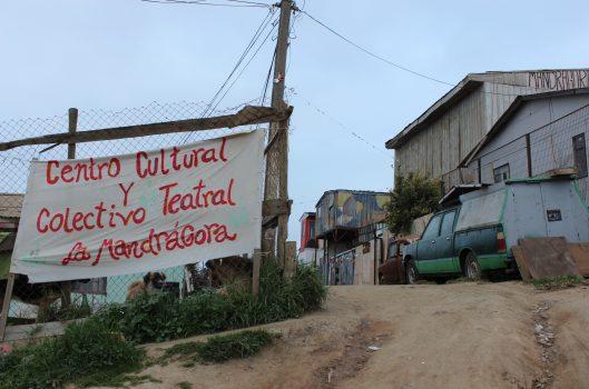 Centro Cultural e Coletivo Teatral La Mandrágora: janela para um novo mundo