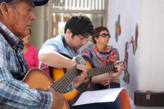 Unión Comunal de la Cultura de Andacollo: trabalhando juntos para o bem comum