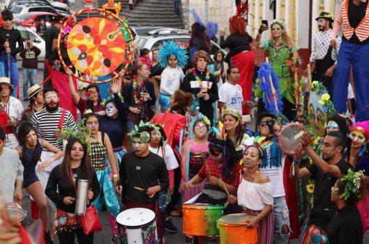 Caja Lúdica: uma legião de gigantes comprometidos com a construção da cultura de paz