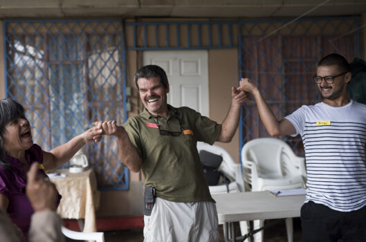 Asociación Masaya: un mundo más solidario a través del teatro y del aprendizaje cooperativo